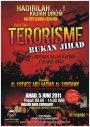 """Kajian Umum """"Terorisme Bukan Jihad"""" Bersama Al-Ustadz Abu Haidar Al-Sundawy (Bandung, 5 Juni2011)"""